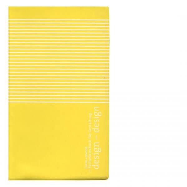 design − design Fachwörterbuch für Gestaltung