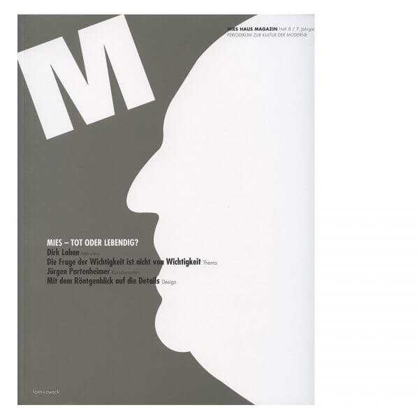 Cover Mies Haus Magazin 8